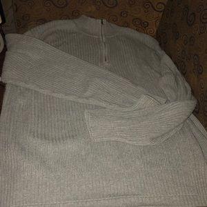 Tan sweater, XXL, Calvin Klein